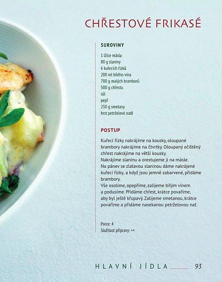 Náhled V hlavní roli chřest - 50 úžasných receptů s královskou zeleninou