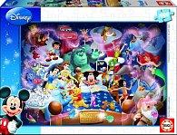Puzzle Mickeyho sny 1000 dílků
