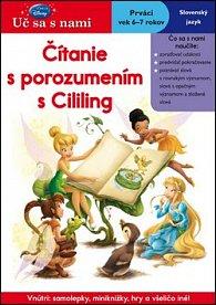 Uč sa s nami Čítanie s porozumením s Cililing