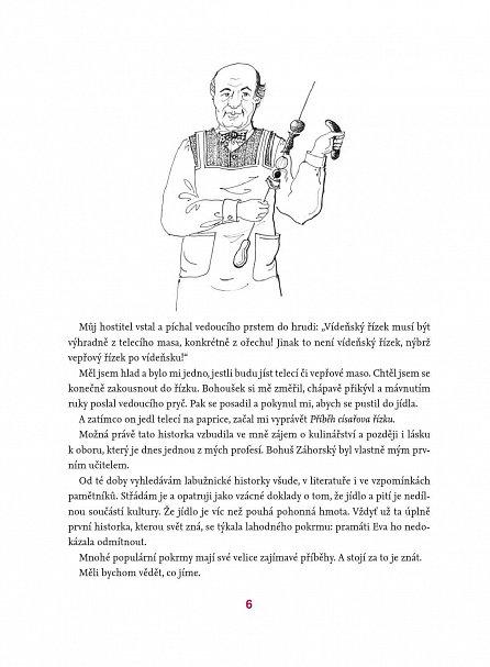 Náhled Labužníkovy historky - 66 příběhů z kulinářské historie