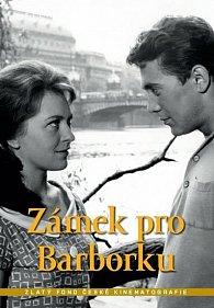 Zámek pro Barborku - DVD box