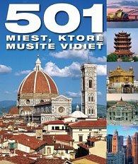 501 miest, ktoré musíte vidieť