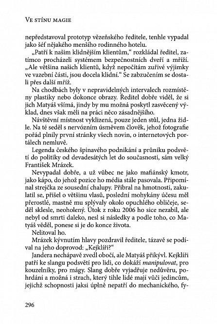 Náhled Ve stínu magie - Antologie české fantastiky