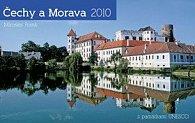 Čechy a Morava 2010 - stolní kalendář