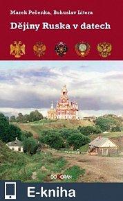 Dějiny Ruska v datech (E-KNIHA)