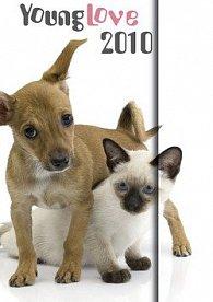 Diář 2010 Psi a kočky