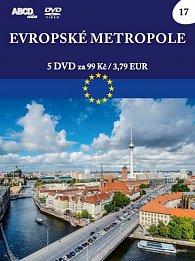 Evropské metropole - 5 DVD