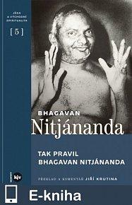 Tak pravil Bhagavan Nitjánanda (E-KNIHA)