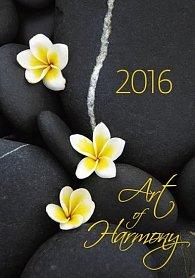 Kalendář nástěnný 2016 - Art of Harmony