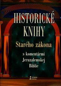 Historické knihy Starého zákona s komentármi Jeruzalemskej Biblie