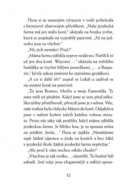 Náhled Lili Větroplaška: Takhle se na koni neskáče!