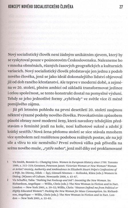 Náhled Nový socialistický člověk - Československo 1948–1956