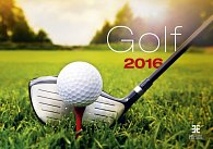 Kalendář nástěnný 2016 - Golf/ Exklusive