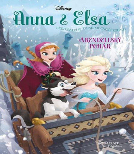 Náhled Anna a Elsa Arendellský pohár