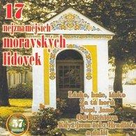 17 nejznámějších moravských lidovek