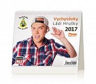 Kalendář stolní 2017 - MiniMax/Vychytávky Ládi Hrušky