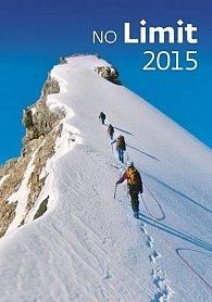 Kalendář nástěnný 2015 - No limit