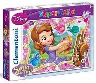 puzzle Supercolor Sofia 2x20 dílků