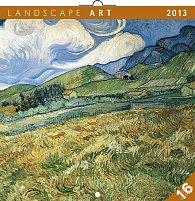 Kalendář 2013 poznámkový - Krajina v umění, 30 x 60 cm