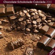 Čokoláda 2010 - nástěnný kalendář