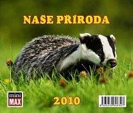 Naše příroda 2010 - stolní kalendář