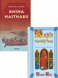 Balíček 2ks Kniha Haithabu + Kaple Nejsvětější panny