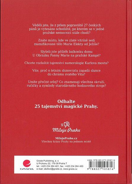Náhled 25 tajemství Prahy