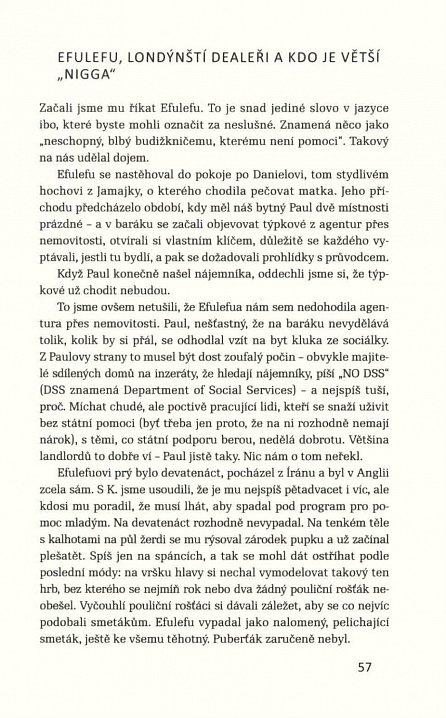 Náhled Multikulti pindy jedný český mindy