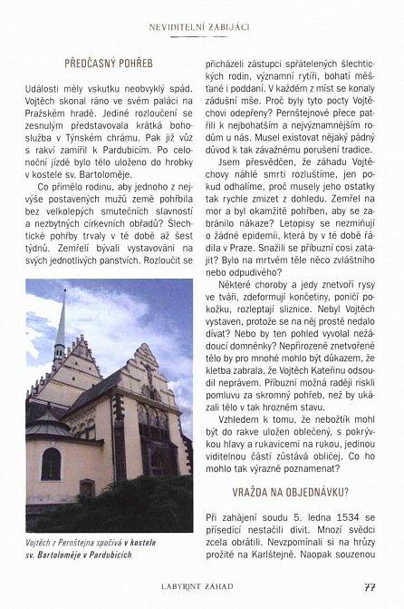 Náhled Labyrint záhad - Největší tajemství Čech, Moravy a Slezska