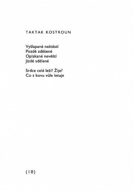 Náhled Svědek - Skvosty poezie