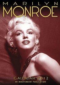 Kalendář 2012 - Marilyn Monroe