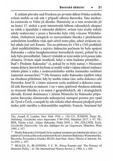 Náhled O švestky a brambory - Prusko-rakouská válka o bavorské dědictví 1778-1779