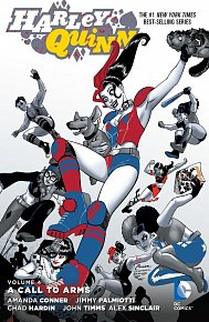 Harley Quinn (2013-) Vol. 4: A Call to Arms