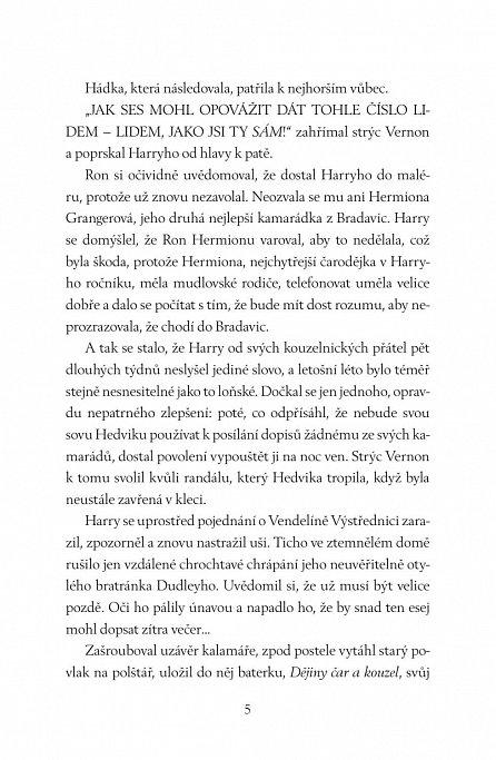 Náhled Harry Potter a vězeň z Azkabanu