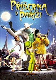 Příšerka v Paříži - DVD