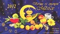 Kalendář 2012 - Vaříme ve znamení měsíce - stolní