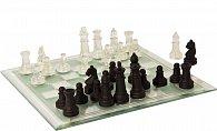 Šachy - sklo