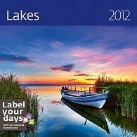 Kalendář nástěnný 2012 - Lakes