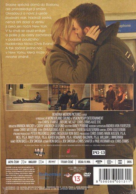 Náhled Noc v New Yorku - DVD