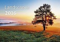 Kalendář nástěnný 2016 - Landscapes