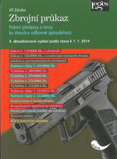 Náhled Zbrojní průkaz
