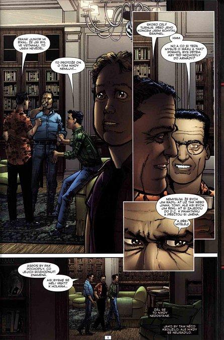 Náhled Punisher Max 9 - Dlouhá chladná tma