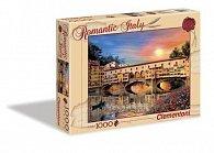 Puzzle Romantic 1000 dílků Firenze