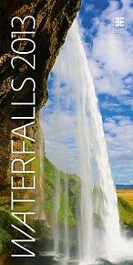 Kalendář nástěnný 2013 - Waterfalls