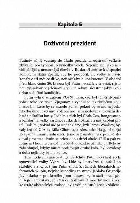 Náhled Zima přichází - Proč je nutné zastavit Vladimira Putina