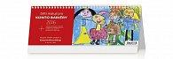 Kalendář stolní 2016 - Děti malují pro Konto Bariéry