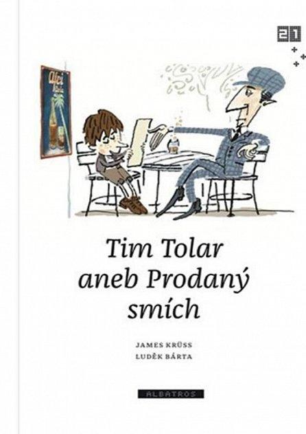 Náhled Tim Tolar aneb Prodaný smích