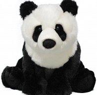 Panda plyšová sedící