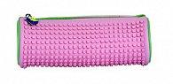 Pixie Kulatý Penál PXA-05 fialová / růžová