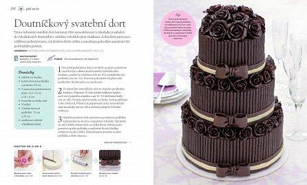 Náhled Fantastické dorty - zdobení dortů, stovky sladkých nápadů a technik